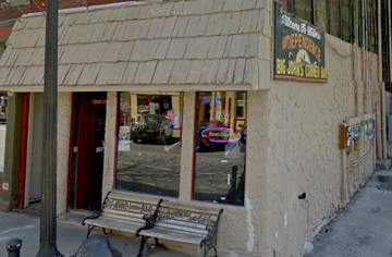 Big John's Corner Bar