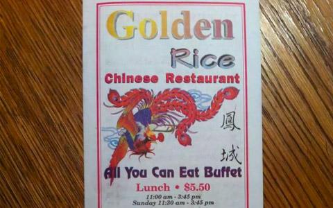 Golden Rice Chinese Restaurant