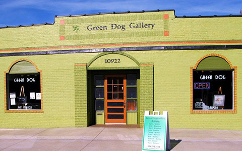 Green Dog Gallery