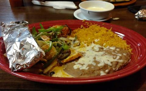 La Fuente Mexican Restaurant 🚗🛍️