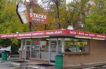 Stack's Drive In