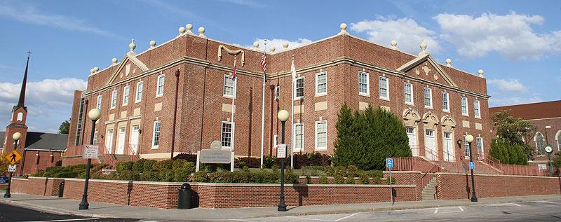 Truman Memorial Building