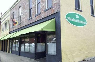 Rheinland Restaurant ⛔