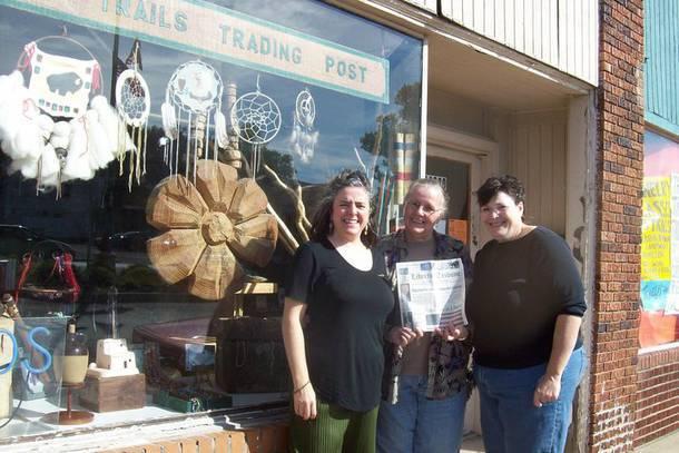 Three Trails Trading Post