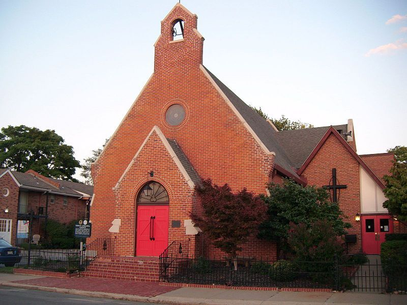 Trinity Episcopal Church of Independence