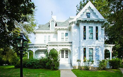 Harry S. Truman Home