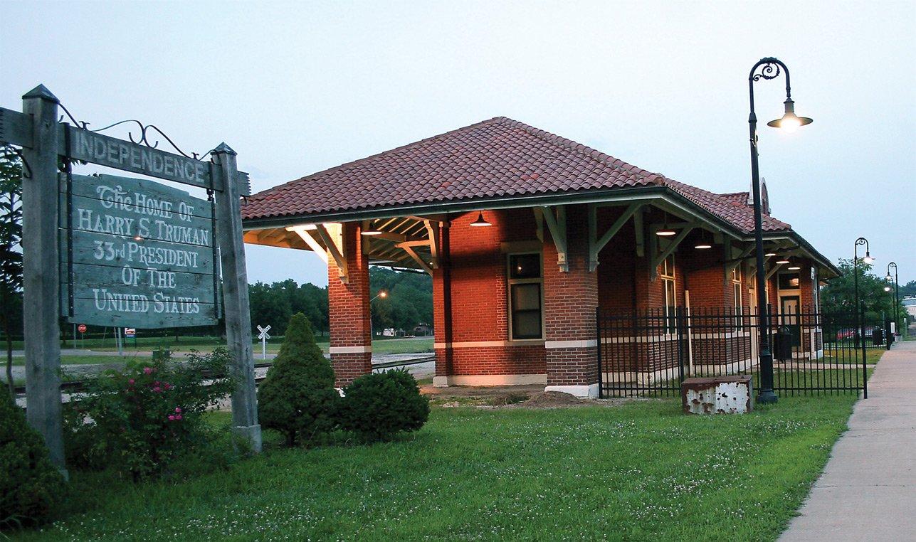 Truman Depot