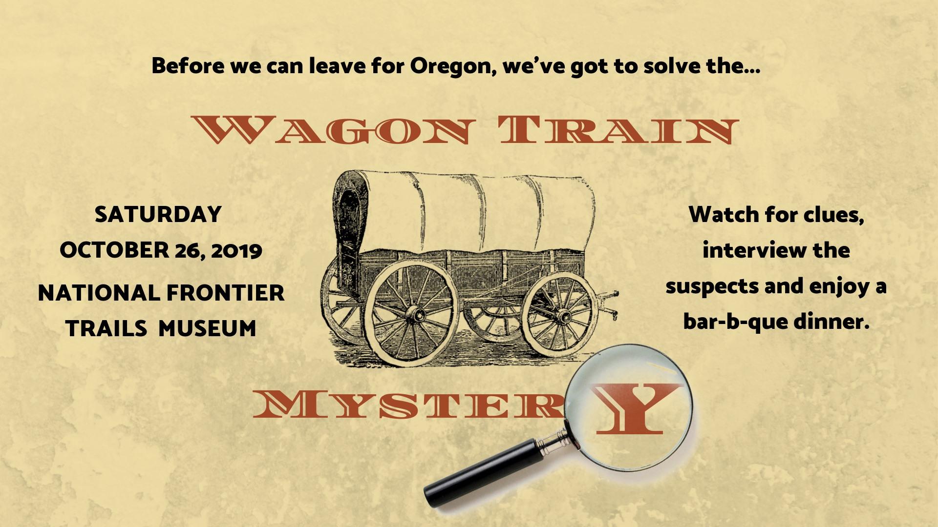 Wagon Train Mystery