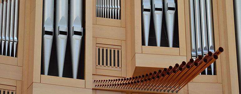 Organ Recitals at the Community of Christ Temple