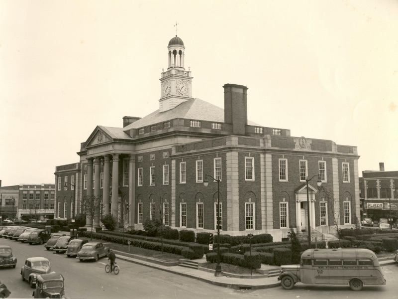 Historic Truman Courthouse in Independence, MO