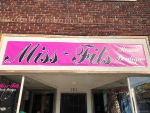 Miss-Fits Resale Boutique