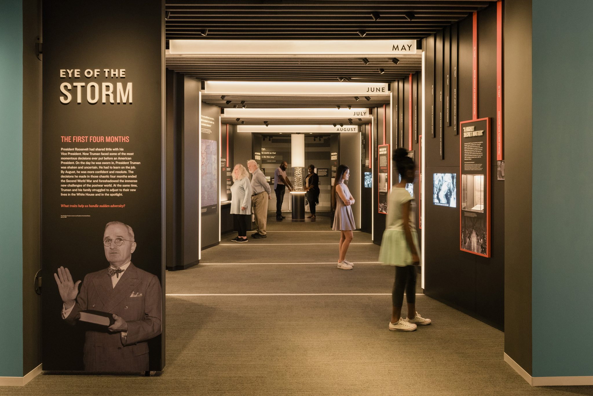Reimagined and Reopening: Make Plans to Visit the All-New Truman Library