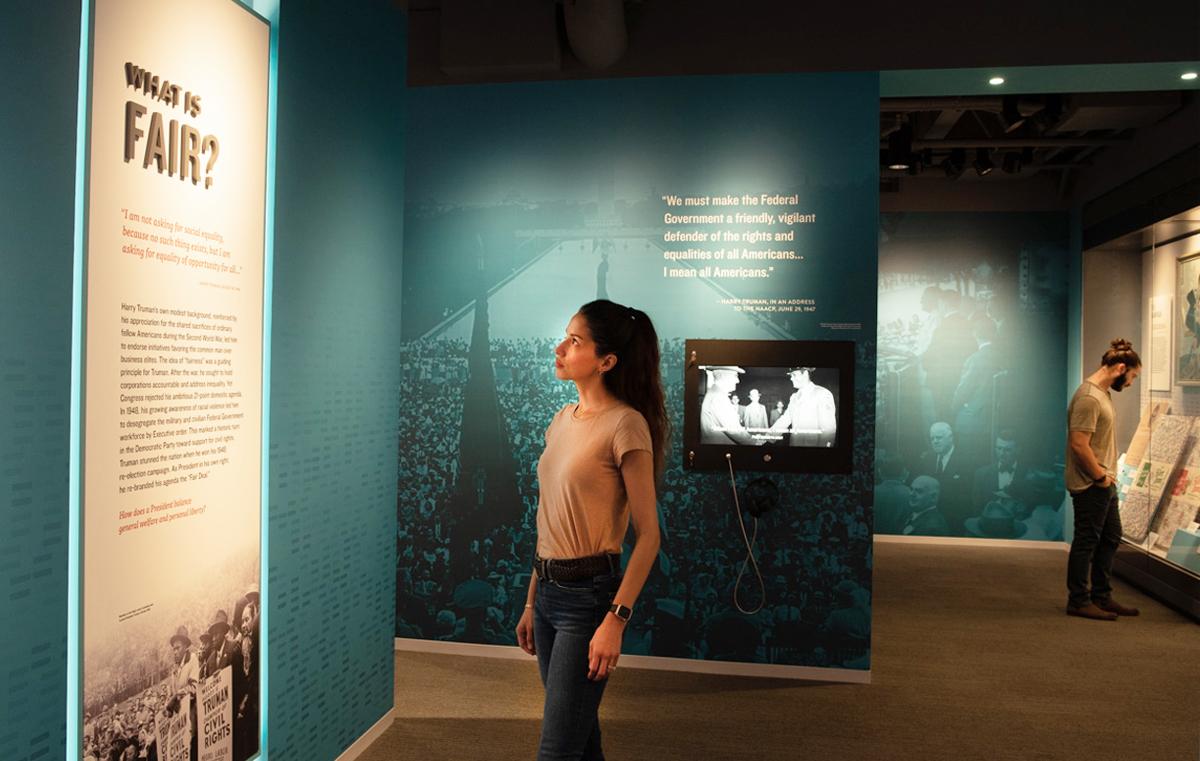 Civil Rights Exhibit