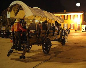 Ghost Tours With Pioneer Trails Adventures
